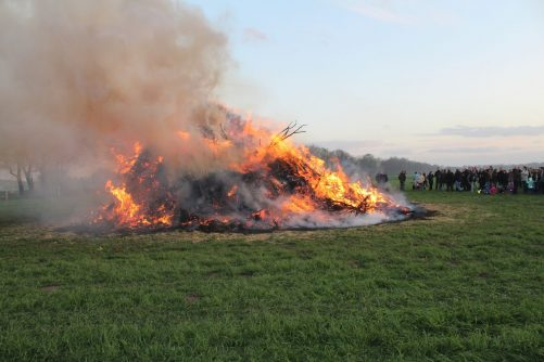 Read more about the article Absage Osterfeuer