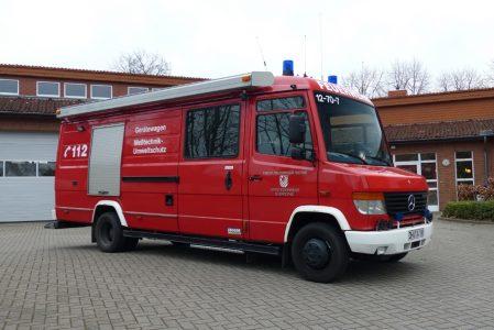 Gerätewagen Messtechnik-Umweltschutz