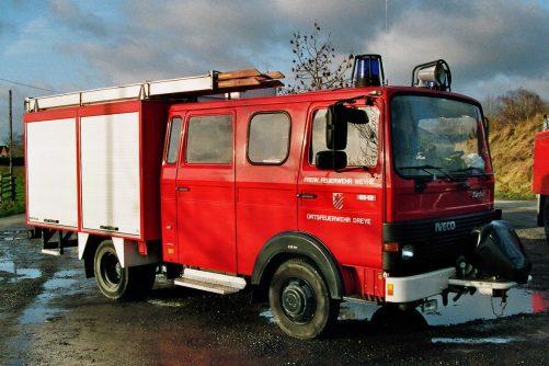 Löschgruppenfahrzeug – LF 8 Dreye (1991-2019)