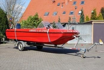 Mehrzweckboot – MZB Dreye (1983-2016)