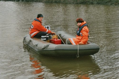 Schlauchboot (1976-1983 + 2000-2008)