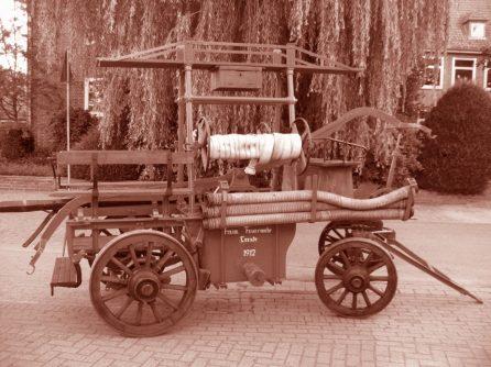 Handdruckspritze Baujahr 1912