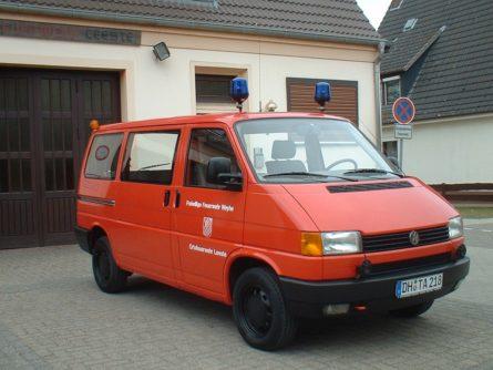 Das erste MTW 2004