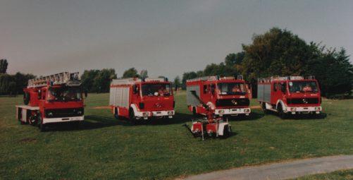 Fuhrpark 1996