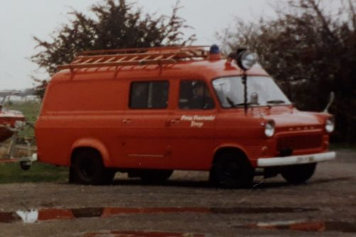 Tragkraftspritzenfahrzeug – TSF (1973-1991)
