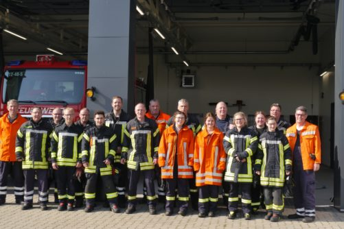 Read more about the article Erster gemeinsame Dienst