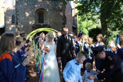 Hochzeit Janina Hüneke