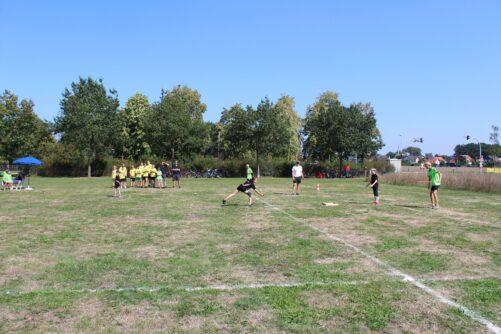 Schlagballturnier der Jugendfeuerwehren aus Weyhe