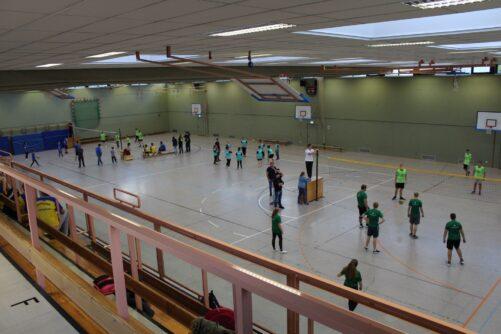 Gemeindevolleyball der Jugendfeuerwehr
