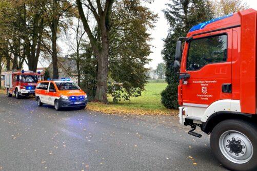 Unterstützung Rettungsdienst T1