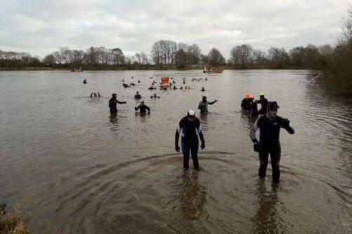 Silvesterschwimmen 2019