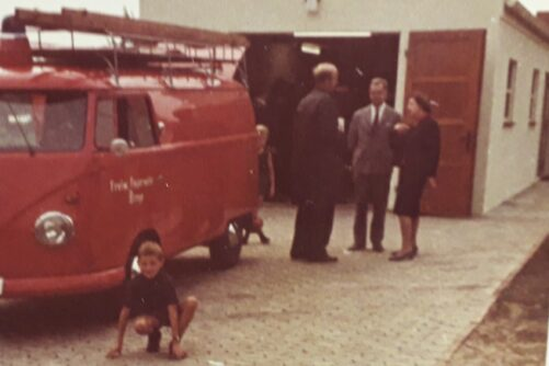 Tragkraftspritzenfahrzeug – TSF (1961-1973)