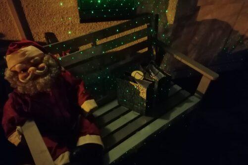 Weihnachtsüberraschung für die Fire-Kids