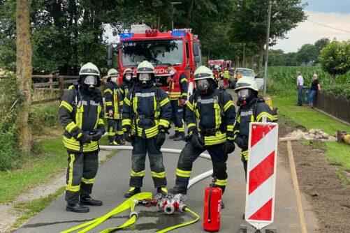 Read more about the article TGas 2, Gasautritt aus 125er Rohrleitung
